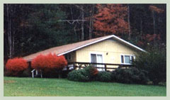 Whippoorwill Cabin Sleeps 2 to 6 people