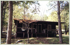 CAROLINA Log Cabins 1 and 2
